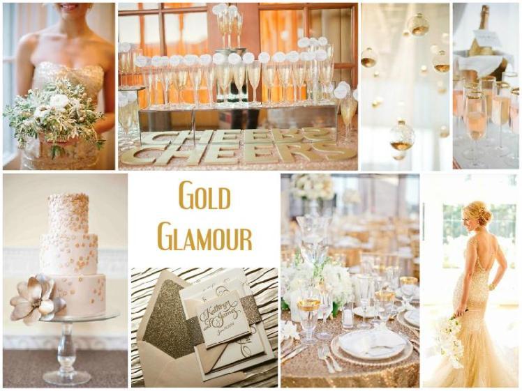 Sampleboard-GoldGlamour